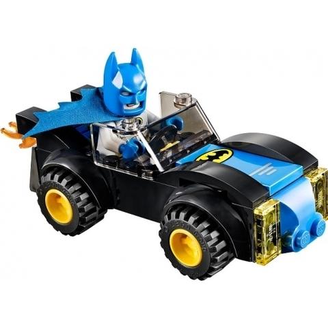 LEGO Juniors: Оборона Бэтпещеры 10672