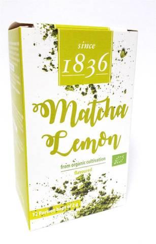Матча Taishan Лимон (в стиках)