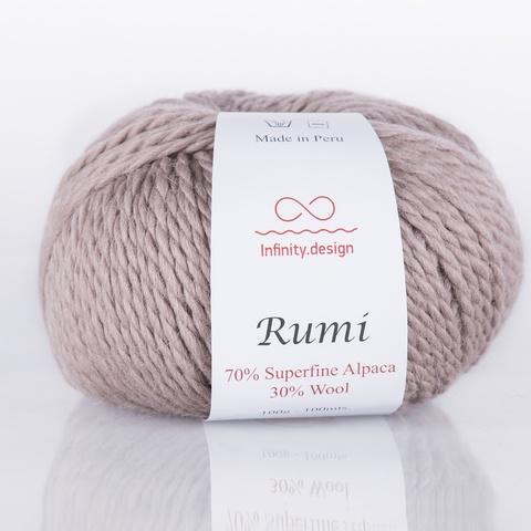 Пряжа Infinity Rumi 0061 латте