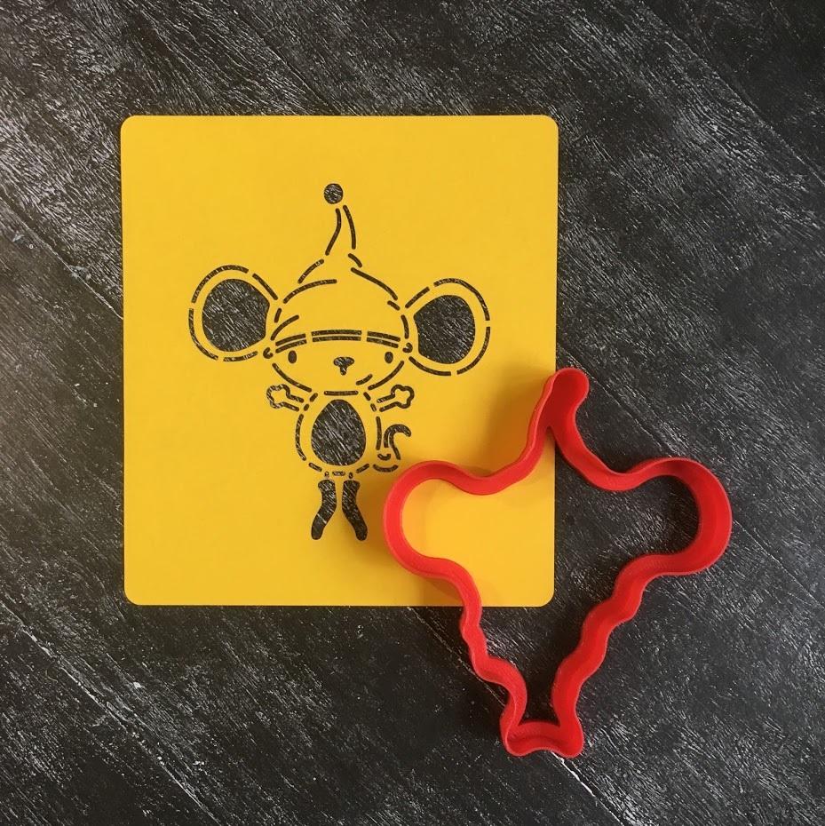 Мышка №20