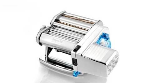 Раскатка для теста электрическая Imperia Electric 650 с насадкой для нарезки лапши, фото
