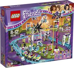 Конструктор LEGO Friends  Парк развлечений Американские горки 41130