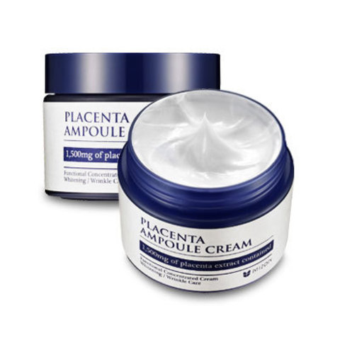 MIZON PLACENTA Крем плацентарный PLACENTA AMPOULE CREAM 50 мл