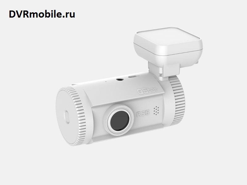 Автомобильный видеорегистратор QStar RS5 Wee 16 Gb White