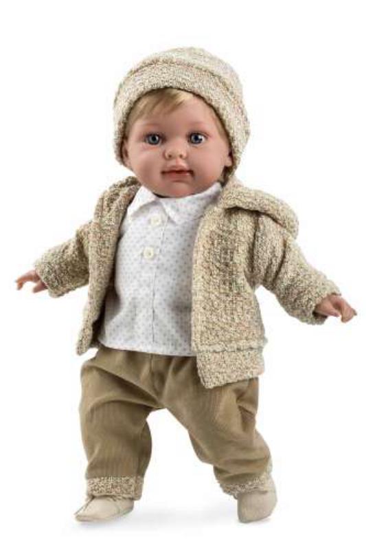 Кукла Arias Elegance мальчик 42 см