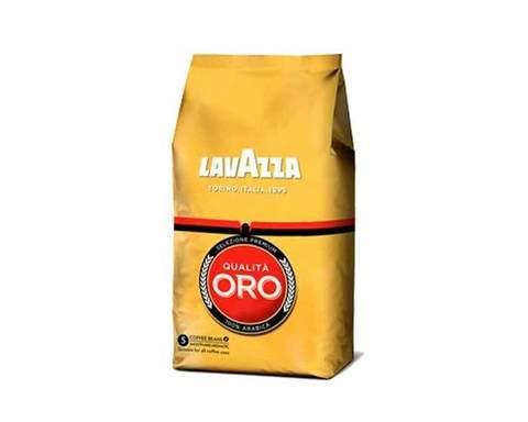 Lavazza Qualita Oro – классический итальянский кофе купить в интернет-магазне ShopKofe