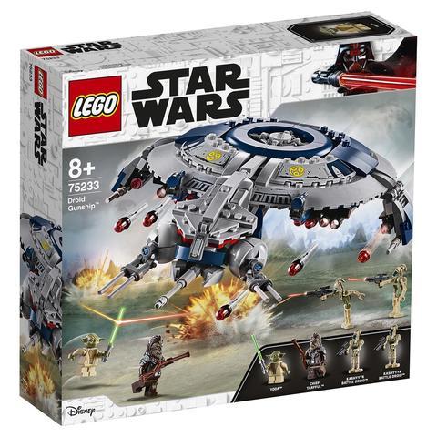 LEGO Star Wars: Дроид-истребитель 75233 — Droid Gunship — Лего Звездные войны Стар Ворз