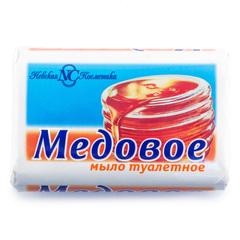 Мыло Медовое 90г