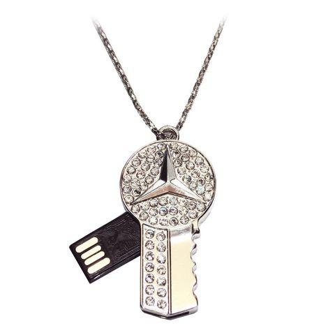 usb-флешка ключ мерседес 8 Gb распродажа