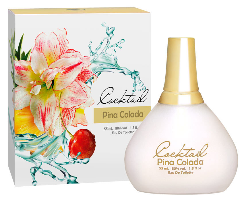 COCKTAIL Pina Colada, Apple parfums