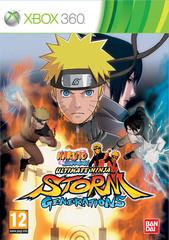 Xbox 360 Naruto Shippuden Ultimate Ninja Storm Generations (английская версия)