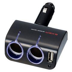 Разветвитель + USB EM-111