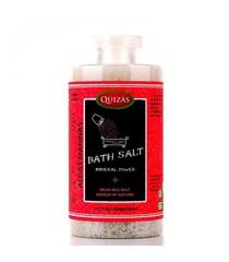 Соль для ванны ALGAS MARINAS с экстрактом морских водорослей, 500g ТМ Quizas