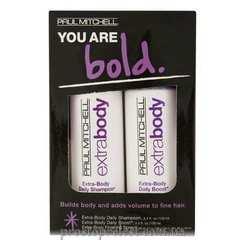 Paul Mitchell EXTRA-BODY Take Home Kit - Набор средств для тонких волос