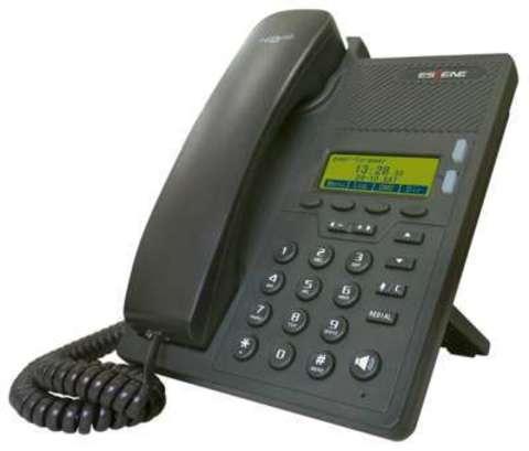 IP телефон Escene ES205-PN