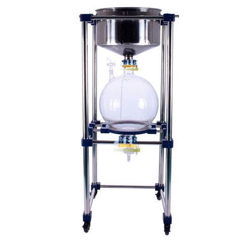 Вакуумный нутч фильтр GG-17 на 10 литров
