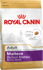 Корм для собак породы мальтийская болонка Royal Canin Maltese Adult