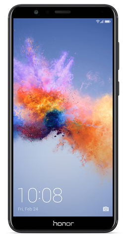 Huawei Honor 7X 4/64Gb Black