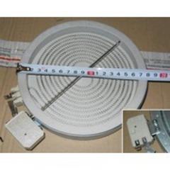 Конфорка HI-LI 1400W D180 Indesit, Whirlpool 259729, 482000030562