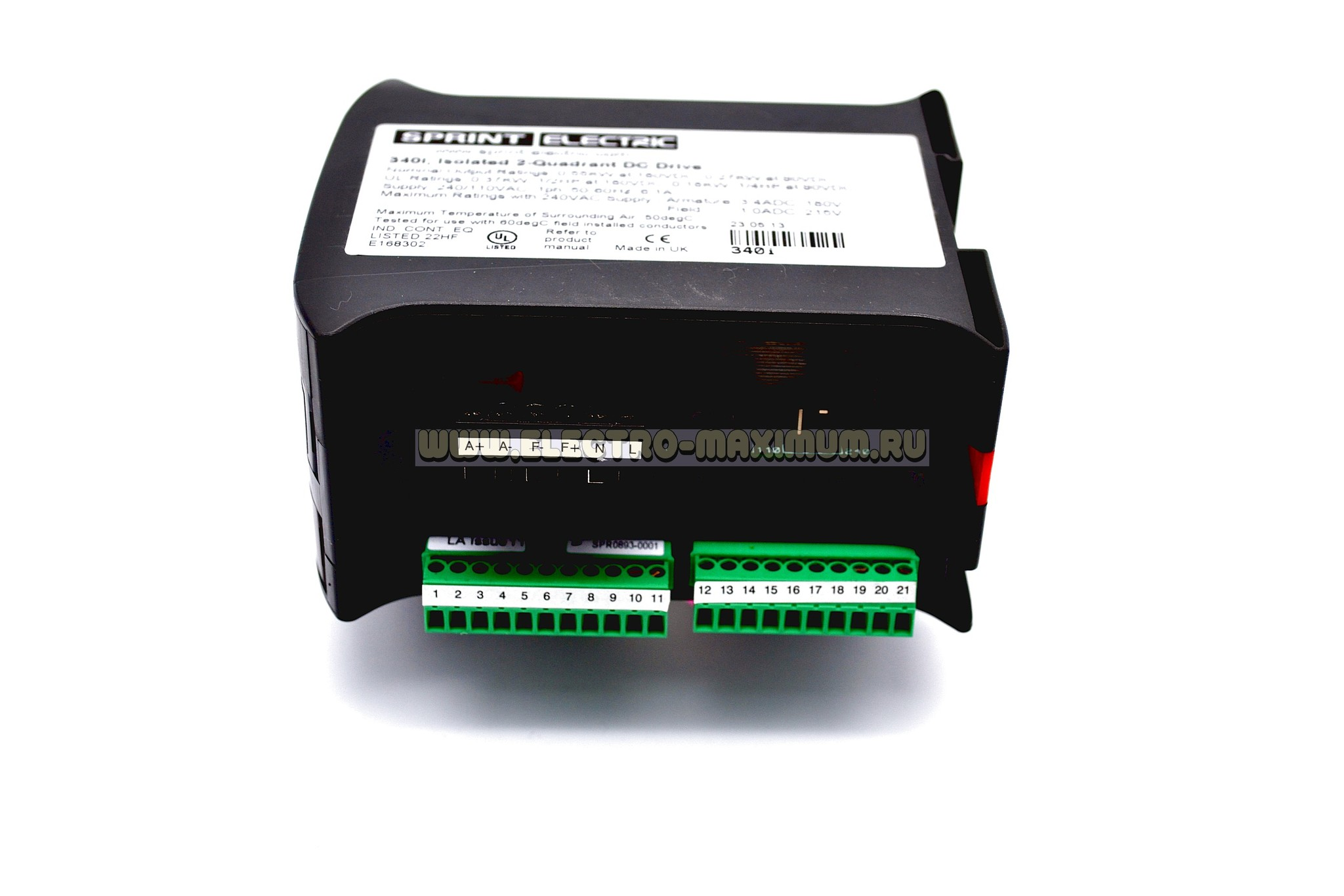 SPRINT ELECTRIC 340I