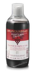 Концентрат целлюлит- и тонус-контроль (Bruno Vassari | Kianty Spa | Cocktail Di Alghe E Uva), 500 мл