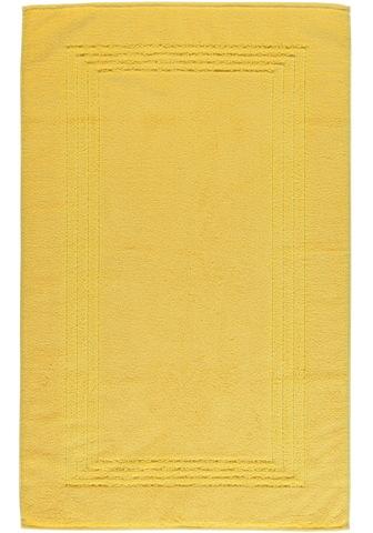 Элитный коврик для ванной Vienna Style ярко-желтый от Vossen