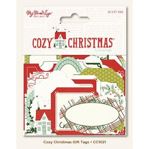 Высечки Cozy Christmas