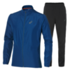 Мужской костюм для бега Asics Running Woven 134091 8130-125070 0904 синий | Интернет-магазин