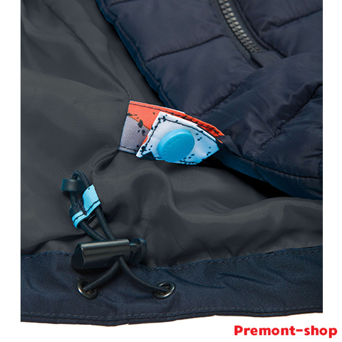 Утяжка на куртке Premont S18264 Краски Сент-Джонс