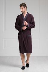 Мужской облегченный халат 30274  Laete Турция