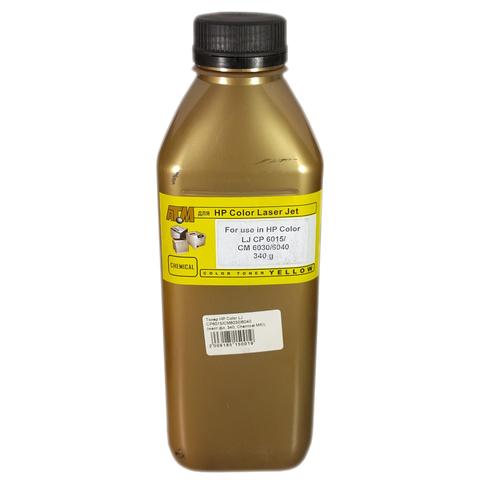 Тонер желтый HP CLJ M651DN, M680DN, CP5225, M775. 240 гр MKI / Mitsubishi