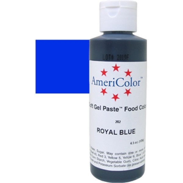 Краситель Americolor Royal Blue 127 гр