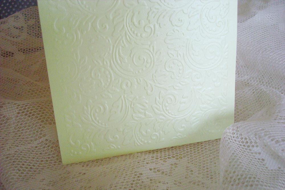 Заготовка для открытки «Узоры» 12х15 см