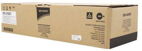 Тонер-картридж черный Sharp Polaris Pro (65000 стр) MX62GTBA