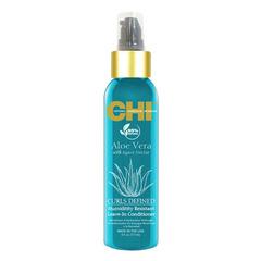 CHI Aloe Vera Humidity Resistant Leave-In Conditioner - Несмываемый кондиционер для защиты волос с Алоэ Вера