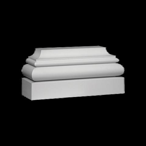 База (пилястра) Европласт из полиуретана 4.53.101, интернет магазин Волео