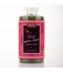 Соль для ванны CARMEN с винным экстрактом, 500g ТМ Quizas