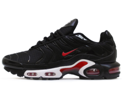 Кроссовки Мужские Nike Air Max Plus (TN) Black White Red