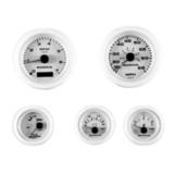 06365-ZW5-00BHE Комплект приборов 5 шт. белого цвета с проводкой