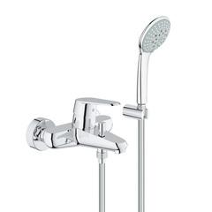 Смеситель для ванны с душевым набором Euphoria Grohe Eurodisc Cosmopolitan 33395002 фото