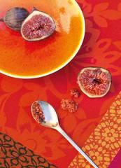 Подставка под тарелку 38x54 Jacquard Francais Provence Strawberry