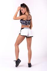 Женские шорты Nebbia beach shorts 697 white