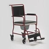Кресло-коляска с туалетным устройством FS692