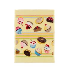 Полотенце 37x50 Feiler Cupcakes 103 zitrone