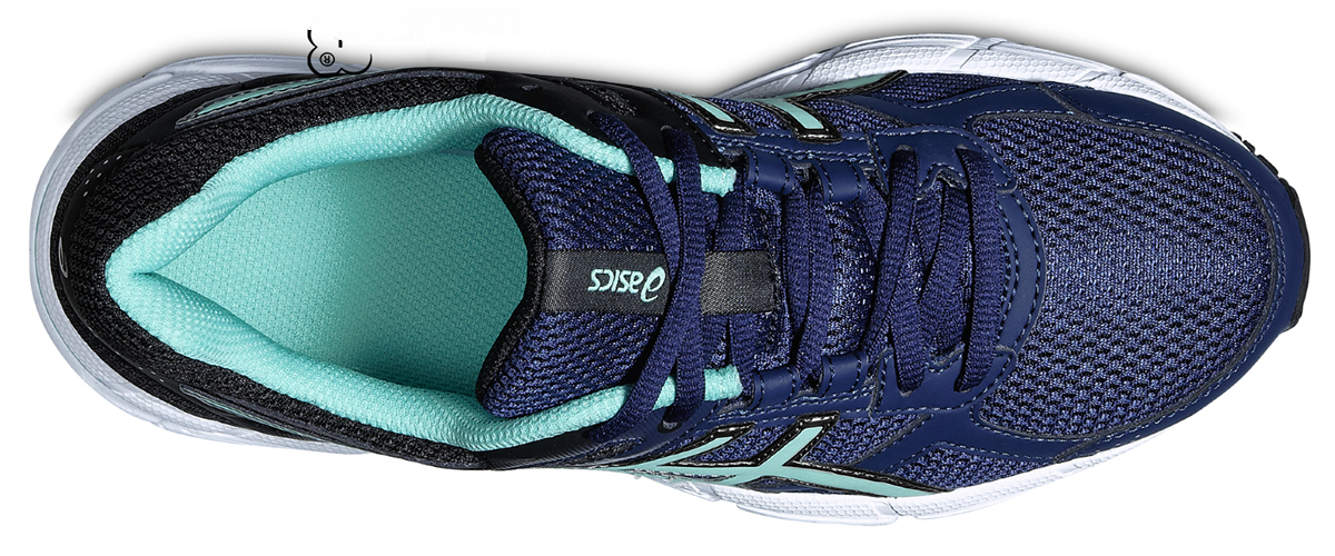 Женские кроссовки для бега Asics Gel-Essent 2 (T576N 5088) синие фото