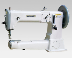 Фото: Промышленная швейная машина для сверхтяжелых материалов LONGSEW GA-441