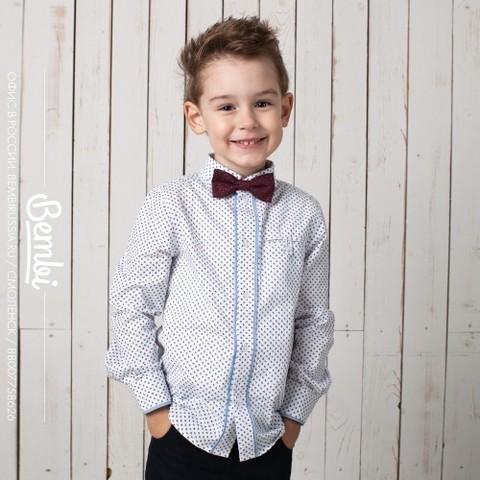РБ70 Рубашка для мальчика
