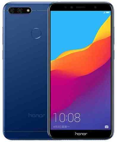 Смартфон Honor 7A Pro 2Gb/16Gb (Blue/Синий)