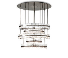 Saturno LED Pendant by Baroncelli 2