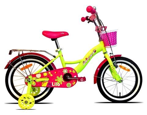 Велосипед AIST LILO 16